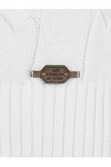 Pulover Giorgio di Mare GI584018 Ecru - els