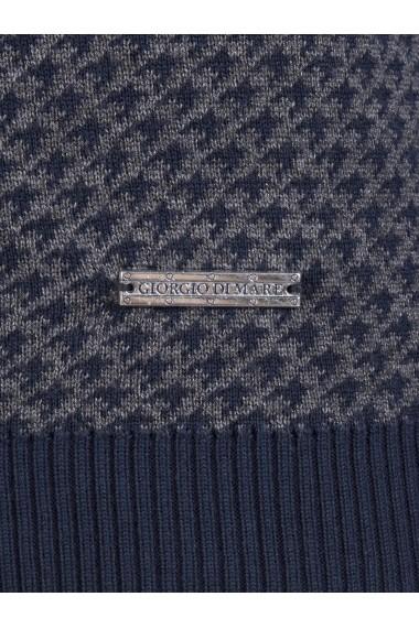 Pulover Giorgio di Mare GI3706251 Bleumarin