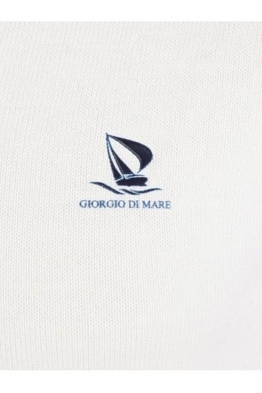 Pulover Giorgio di Mare GI5375968 Ecru