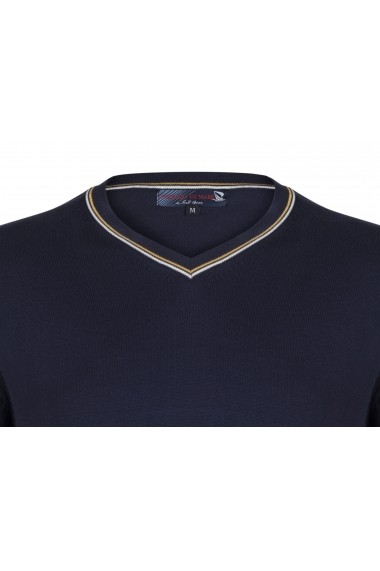 Pulover Giorgio di Mare GI5857708 Bleumarin