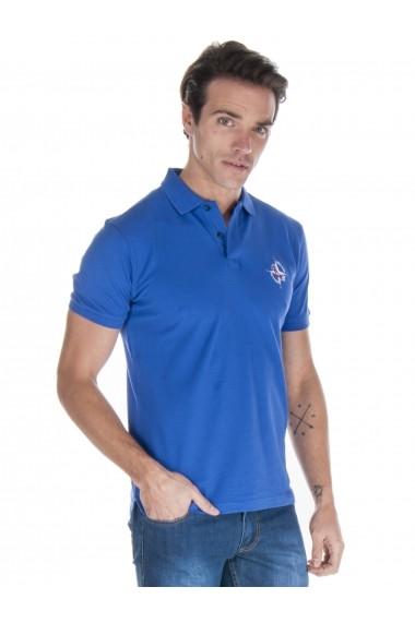 Tricou Polo GIORGIO DI MARE GI6617776 Albastru - els