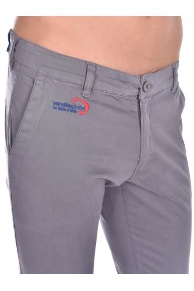 Pantaloni Giorgio di Mare GI1395779 Gri