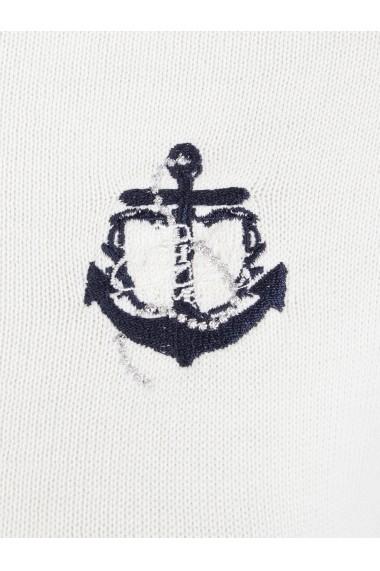 Pulover Giorgio di Mare GI2978479 Ecru