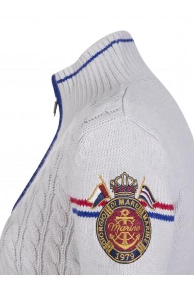 Cardigan Giorgio di Mare GI3908410 Gri
