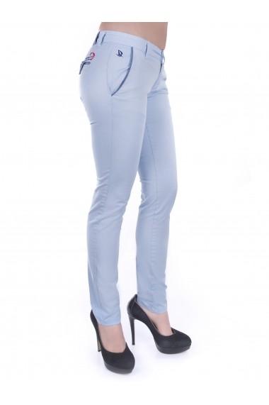 Pantaloni Giorgio di Mare GI7804147 Albastru