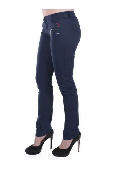 Pantaloni Giorgio di Mare GI3692782 Bleumarin
