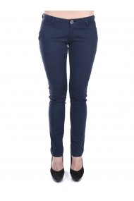 Pantaloni Giorgio di Mare GI6622640 Bleumarin