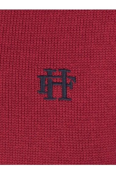 Pulover FELIX HARDY FE5400547 Bordo