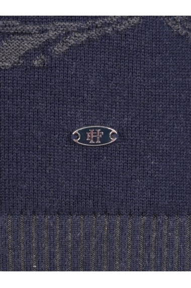 Pulover FELIX HARDY FE5441367 Bleumarin - els
