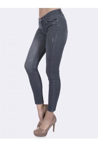 Jeansi skinny FELIX HARDY FE9290380 Gri