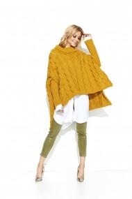 Пуловер BeWear GLB-s71_mustard жълто