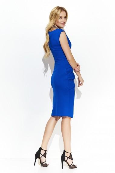 Rochie Makadamia MAK m410 Albastru - els