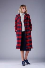 Palton PEPERUNA PE226 Rosu