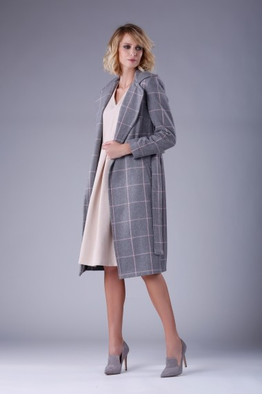 Palton PEPERUNA PE226 Gri
