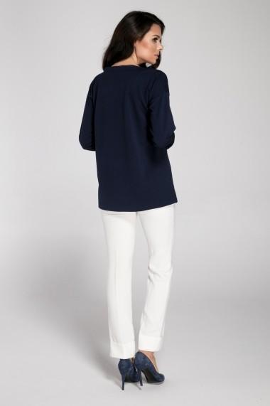 Bluza NAOKO AT156 Bleumarin - els