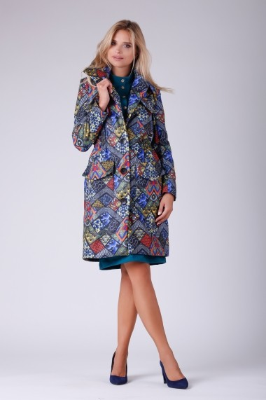 Palton KABELLE KB67 Multicolor - els