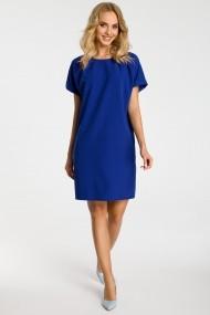 Made of Emotion Hétköznapi ruha GLB-m337-royalblue Kék