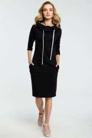 Rochie Made of Emotion M391 neagra - els