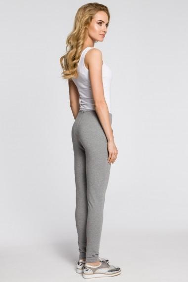 Pantaloni skinny Made of Emotion M198 Gri