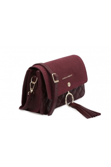 Geanta Laura Ashley 651LAS1537 bordo