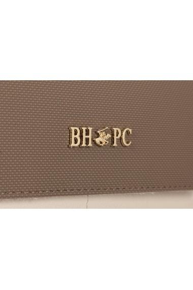 Portofel Beverly Hills Polo Club 668BHP0502 gri