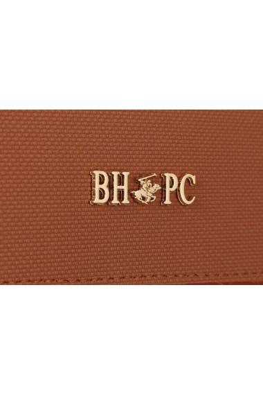 Portofel Beverly Hills Polo Club 668BHP0503 portocaliu