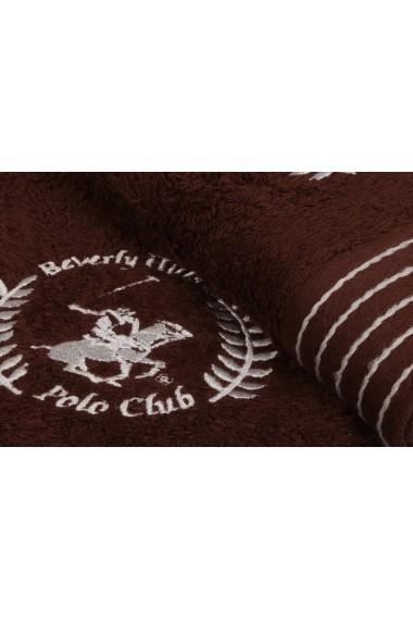 Set 2 prosoape de maini Beverly Hills Polo Club 355BHP1240 Maro