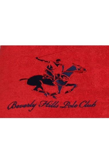 Prosop de baie Beverly Hills Polo Club 355BHP1512 Rosu