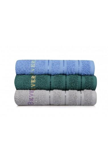 Set 3 prosoape de maini Beverly Hills Polo Club 355BHP2224 Multicolor