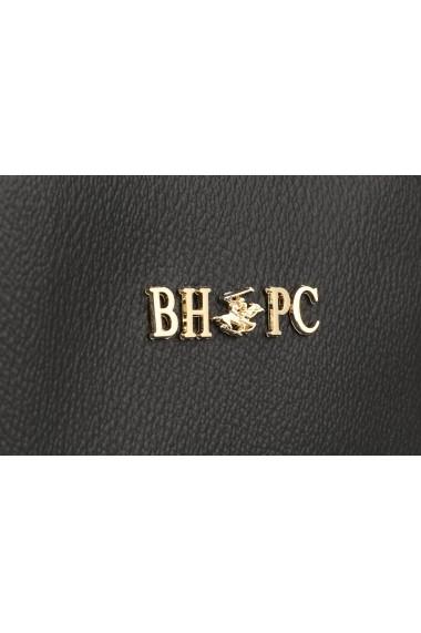 Geanta Beverly Hills Polo Club 668BHP0109 negru