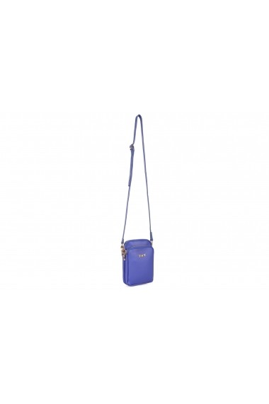 Geanta Beverly Hills Polo Club 668BHP0116 albastru