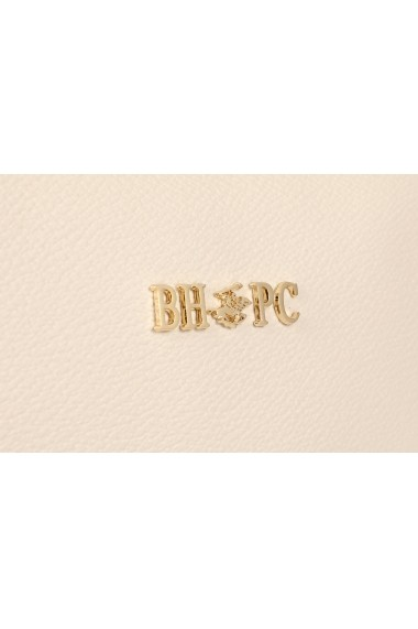 Geanta Beverly Hills Polo Club 668BHP0120 crem