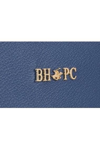 Geanta Beverly Hills Polo Club 668BHP0121 bleumarin