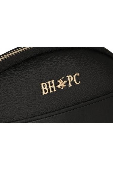 Geanta Beverly Hills Polo Club 668BHP0125 negru