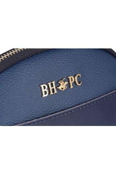 Geanta Beverly Hills Polo Club 668BHP0129 bleumarin