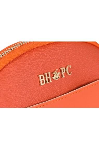 Geanta Beverly Hills Polo Club 668BHP0130 portocaliu