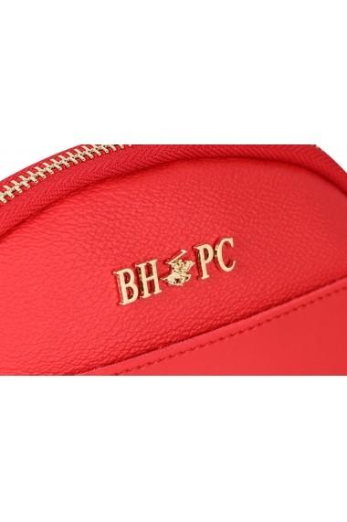 Geanta Beverly Hills Polo Club 668BHP0126 rosu