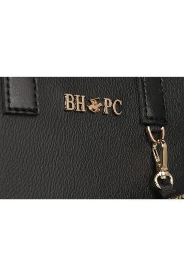 Geanta Beverly Hills Polo Club 668BHP0141 negru