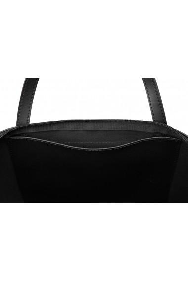 Geanta Beverly Hills Polo Club 668BHP0133 negru