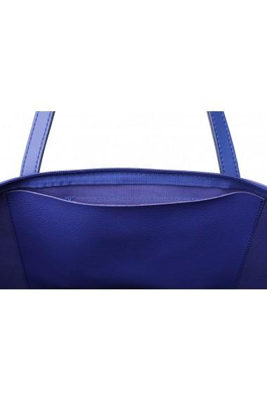 Geanta Beverly Hills Polo Club 668BHP0140 albastru