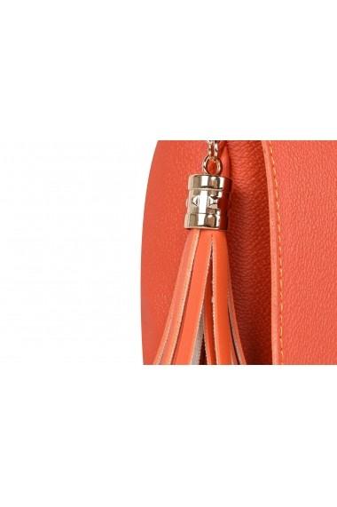 Geanta Beverly Hills Polo Club 668BHP0152 portocaliu