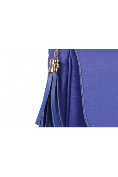 Geanta Beverly Hills Polo Club 668BHP0154 albastru