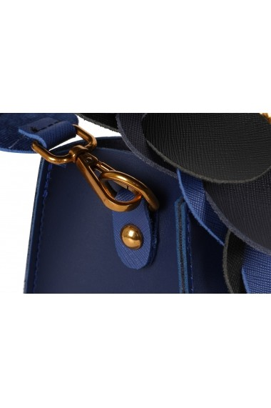 Geanta Beverly Hills Polo Club 657BHP0894 albastru