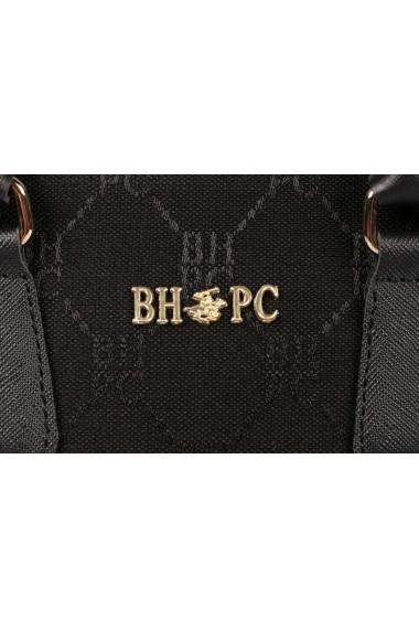Geanta Beverly Hills Polo Club 657BHP0884 negru