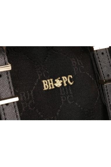 Geanta Beverly Hills Polo Club 657BHP0879 negru