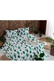 Cuvertura de pat 162ELR99411 EnLora Home Alb