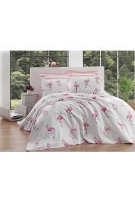Cuvertura de pat 162ELR96204 EnLora Home Roz