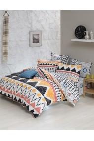 Set lenjerie de pat 162ELR2111 EnLora Home Multicolor
