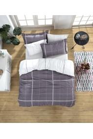 Set lenjerie de pat 162ELR2143 EnLora Home Alb