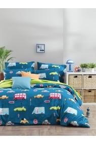 Set lenjerie de pat 162ELR2154 EnLora Home Multicolor